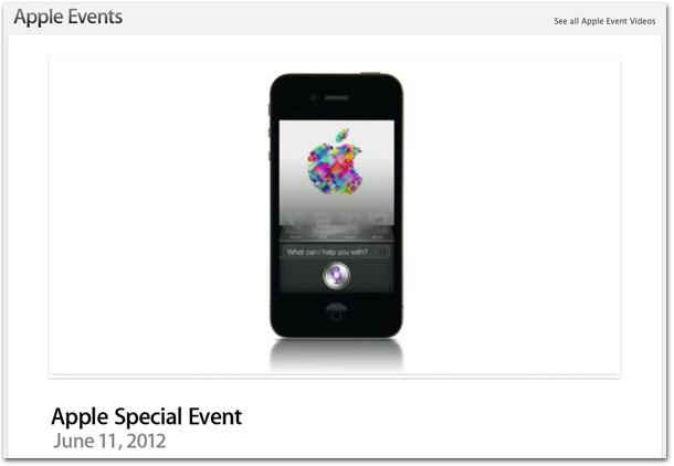 Photo of Apple disponibiliza o vídeo com a íntegra da apresentação de hoje
