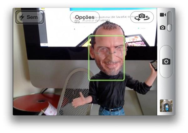 Photo of Curiosidade: com o iPhone, até deficientes visuais podem tirar fotos