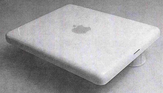 Photo of Fotos revelam projeto do iPad, 10 anos atrás