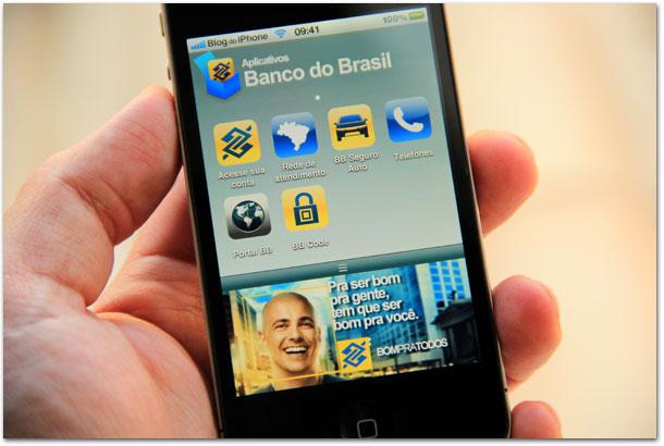 Aplicativo Banco do Brasil