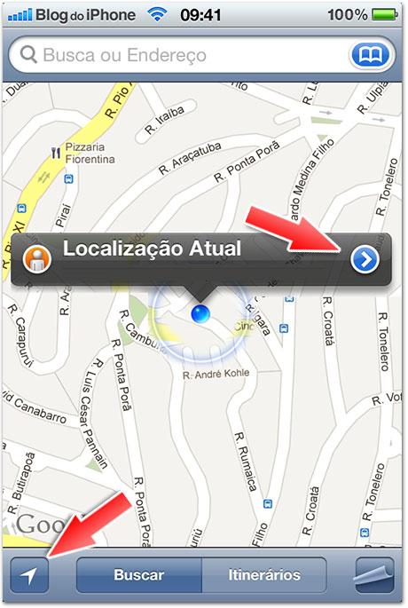Photo of Dica: como enviar sua localização atual para alguém pelo iMessage ou por SMS