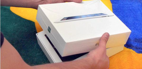 Photo of Confira o unboxing brasileiro do novo iPad!
