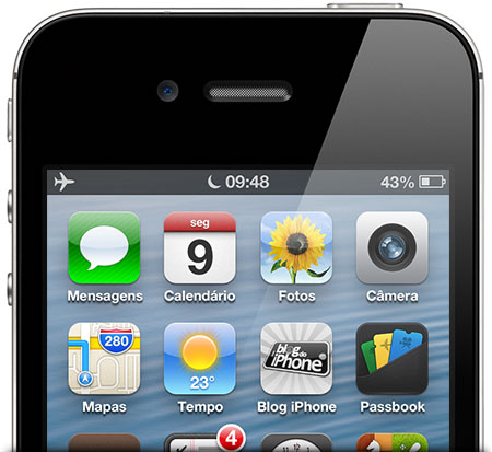 Wallpaper iOS6
