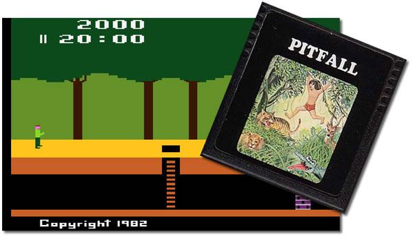 Photo of Pitfall, um clássico dos anos 80 que conseguiu ganhar uma cara moderna no iPhone e iPad