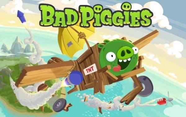 Photo of Jogo Bad Piggies (do Angry Birds) já tem data de lançamento: 27 de setembro