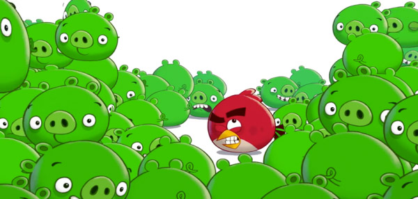 Photo of Rovio prepara 'Bad Piggies', derivado da série Angry Birds