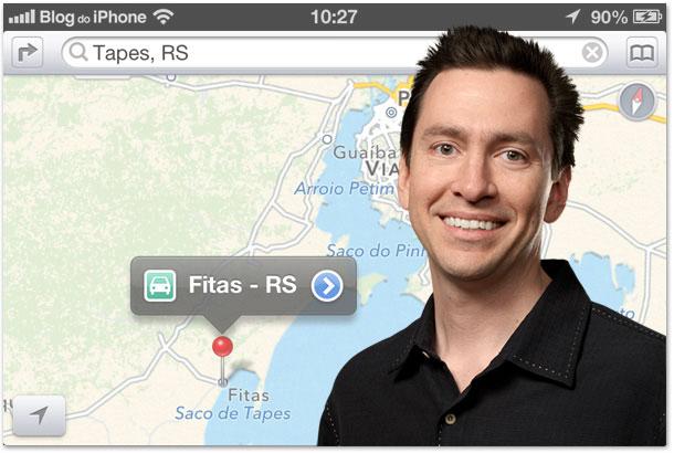 Photo of Os Mapas do iOS 6 fizeram o pai do iOS perder o emprego