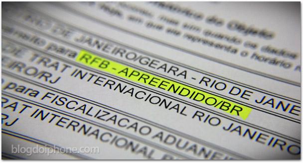 Photo of Receita Federal nega que esteja apreendendo remessas de iPhone 5 por causa da Anatel