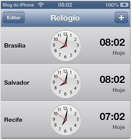 Photo of Baianos encontram problemas com o Horário de Verão no iPhone e iPad