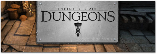 Infinity Blade Dungeons