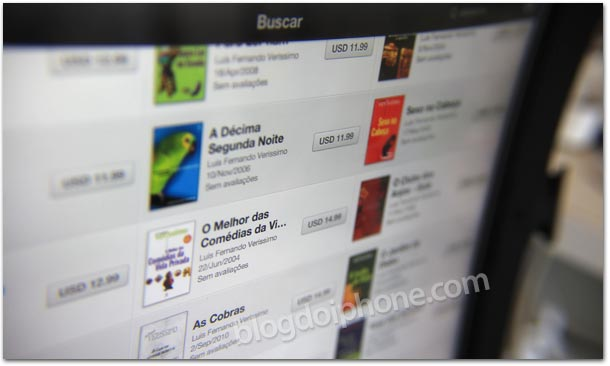 iBookstore brasileira