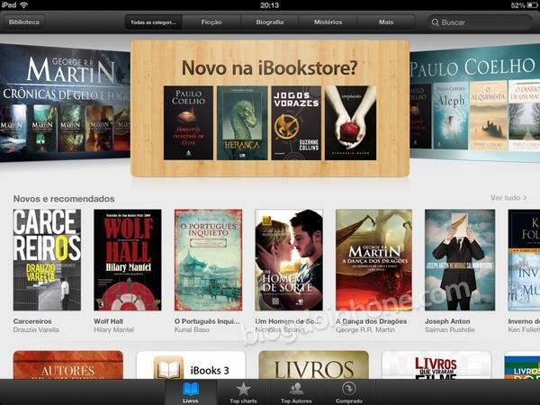 iBookstore no Brasil