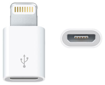 Photo of Apple começa a vender adaptador Lightning / micro USB nos EUA e Europa