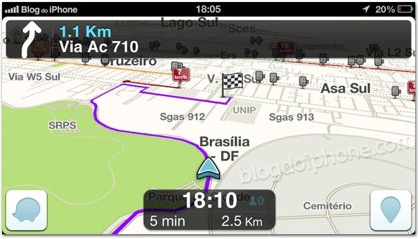 Photo of Waze se atualiza, com integração ao calendário do iOS