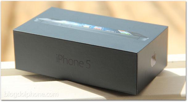 Photo of Estoques do iPhone 5 começam a se normalizar nos Estados Unidos