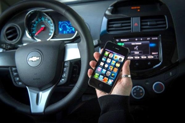 Siri no carro