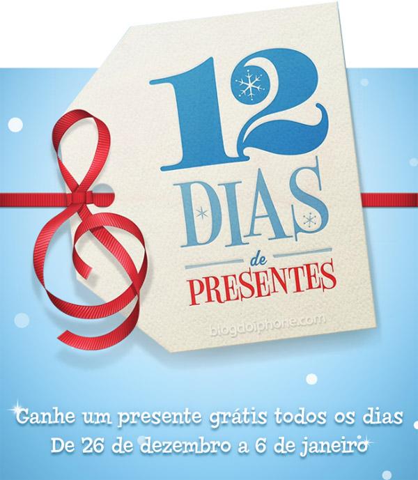 12 Dias de Presentes