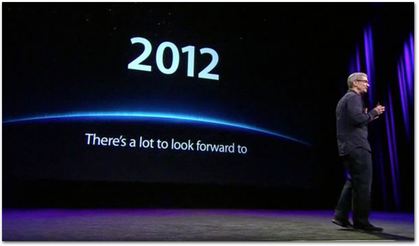 Apple em 2012