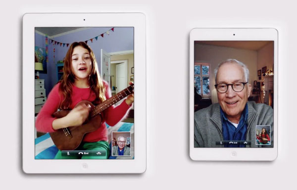 Photo of Apple lança um novo comercial de natal para o iPad mini na TV americana