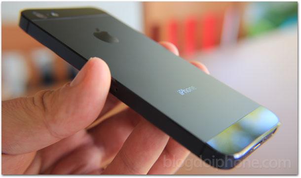 iPhone 5 sem arranhão