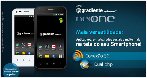 xinfrimphone Gradiente