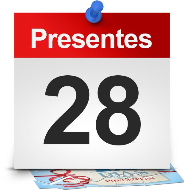 28 Dias de Presentes BDI