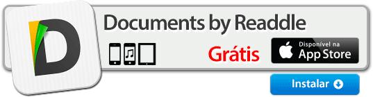 Documents by Readdle é uma ótima ferramenta para gerenciar