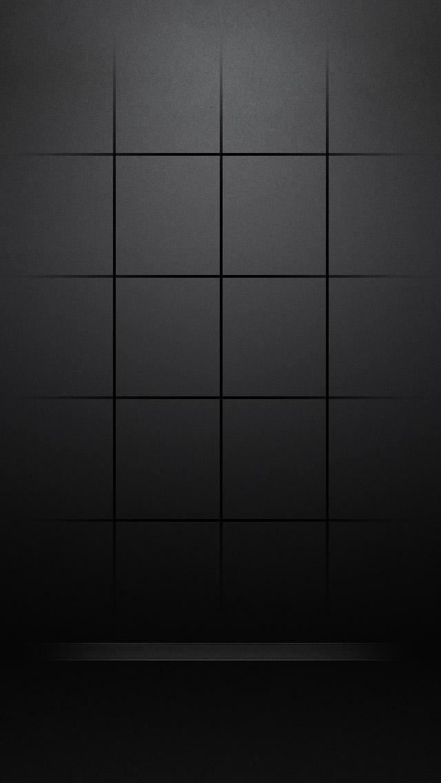 Wallpaper cole o de fundos pretos para a tela do iphone for Android wallpaper 5 home screens