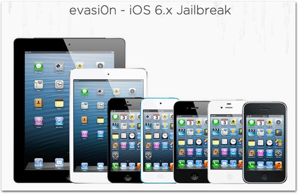 Photo of Evasi0n será o nome da próxima ferramenta de jailbreak para o iOS 6