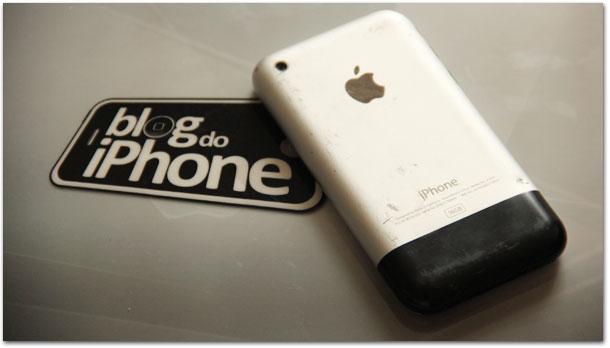 Photo of 29 de junho de 2007: há 7 anos, o primeiro iPhone chegava ao mercado
