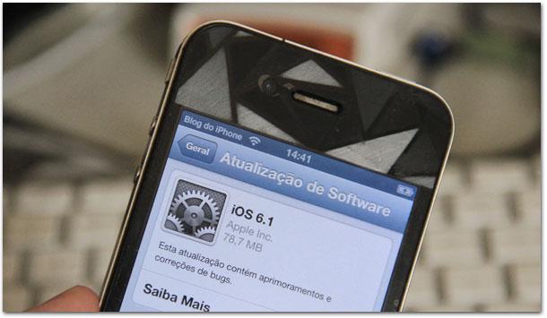 Photo of Leitores afirmam gostar da atualização do iOS 6.1, principalmente em aparelhos antigos
