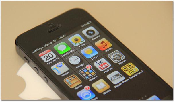 iPhone 5 preto