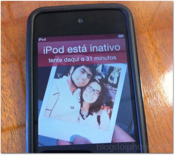 iPod perdido