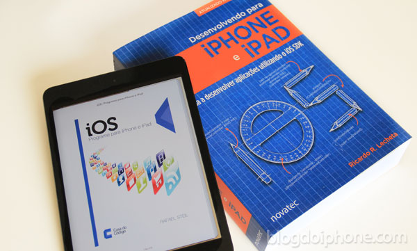 Livros para programar para iPhone e iPad