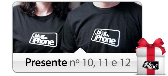 Photo of [Dias 10, 11 e 12] Mês de aniversário BDI: concorra a uma raríssima camiseta do Blog do iPhone! [resultado]