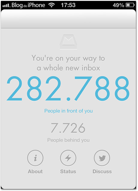 Aplikasi Kotak Surat Baru Mengadopsi Cara Aneh Untuk Mempromosikan Dirinya Sendiri