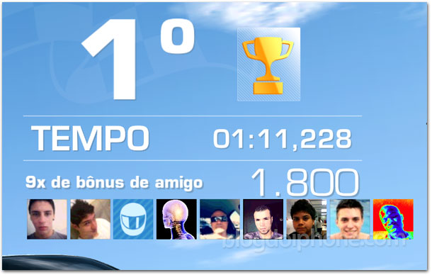 Real Racing 3 - Competindo com amigos