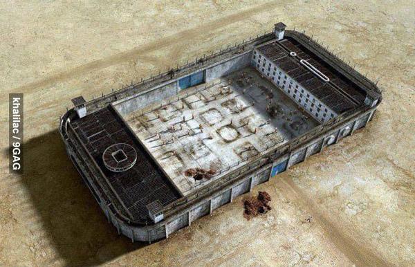 Jailbreak - Saída da prisão