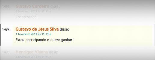 Gustavo de Jesus Silva