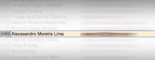 Alecssandro Moreira Lima