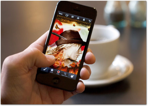 Photoshop Touch para iPhone