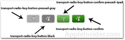 Botões de rádio