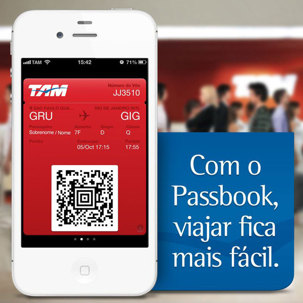 Passbook na TAM