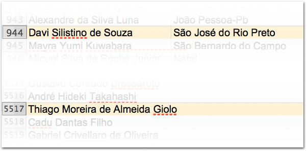 Davi Silistino de Souza e Thiago Moreira de Almeida Giolo