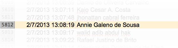 Annie Galeno de Sousa