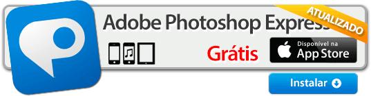Adobe Photoshop Express Atualização
