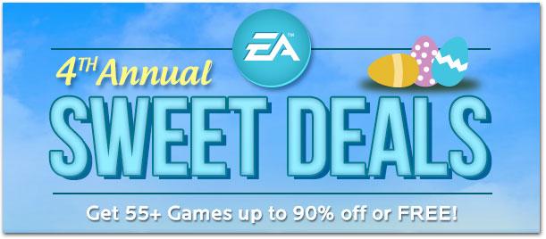 EA promoção