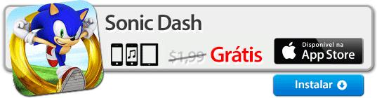 Sonic Dash grátis