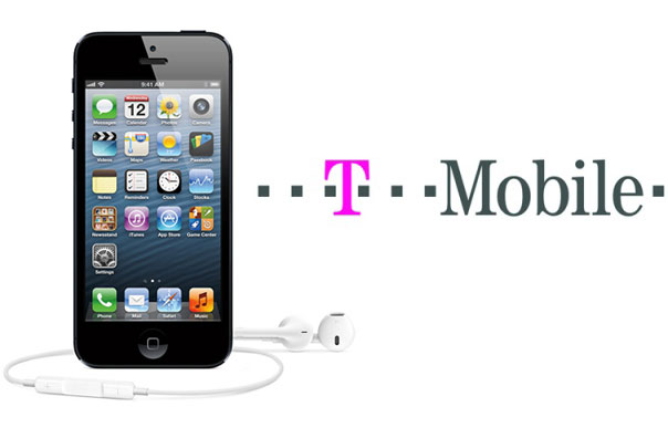 iPhone 5 na T-Mobile