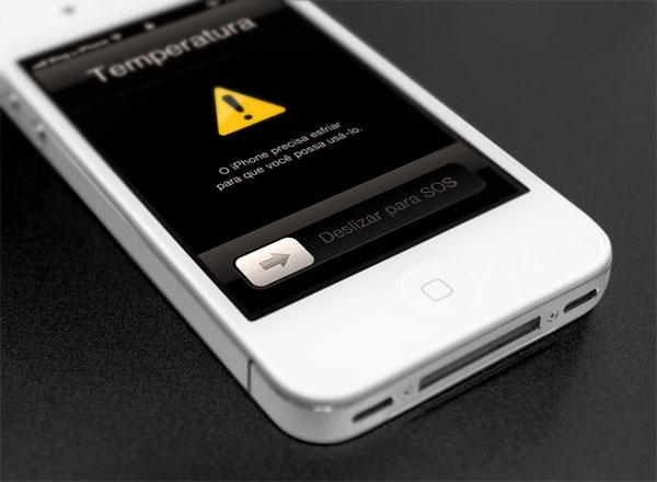 Photo of iPhone ou iPad muito quente: qual a razão e o que fazer?
